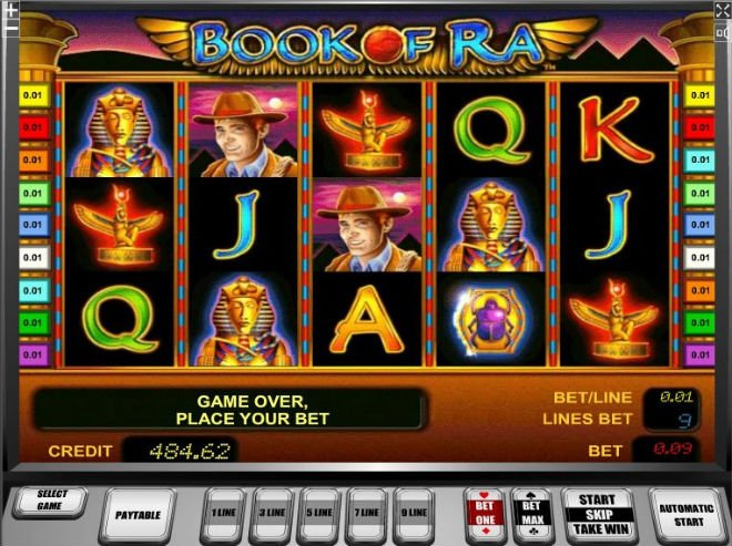 casino book of ra online mega joker