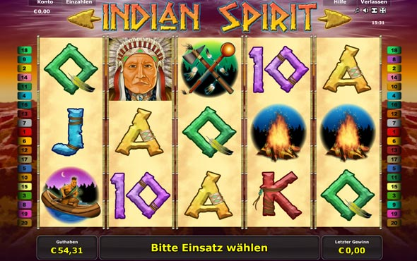 Indian Spirit online