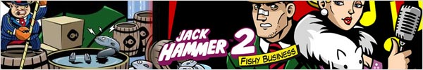 NetEnt Jack Hammer 2 Flash Slot